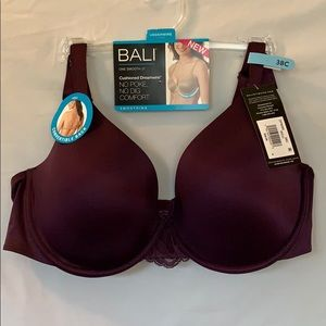 Bali One Smooth U Cushioned Dreamwire Bra